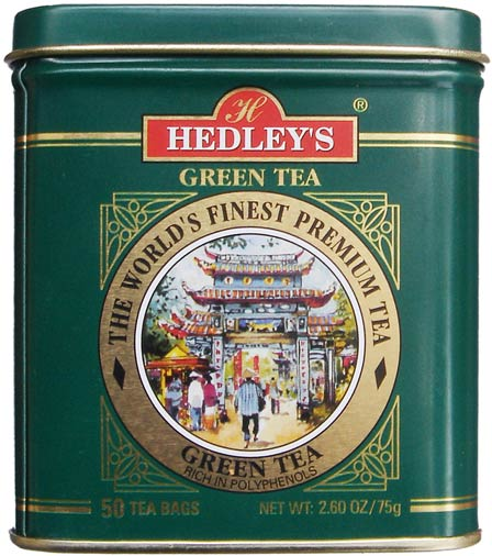 Hedley`s 50ct Metal Can